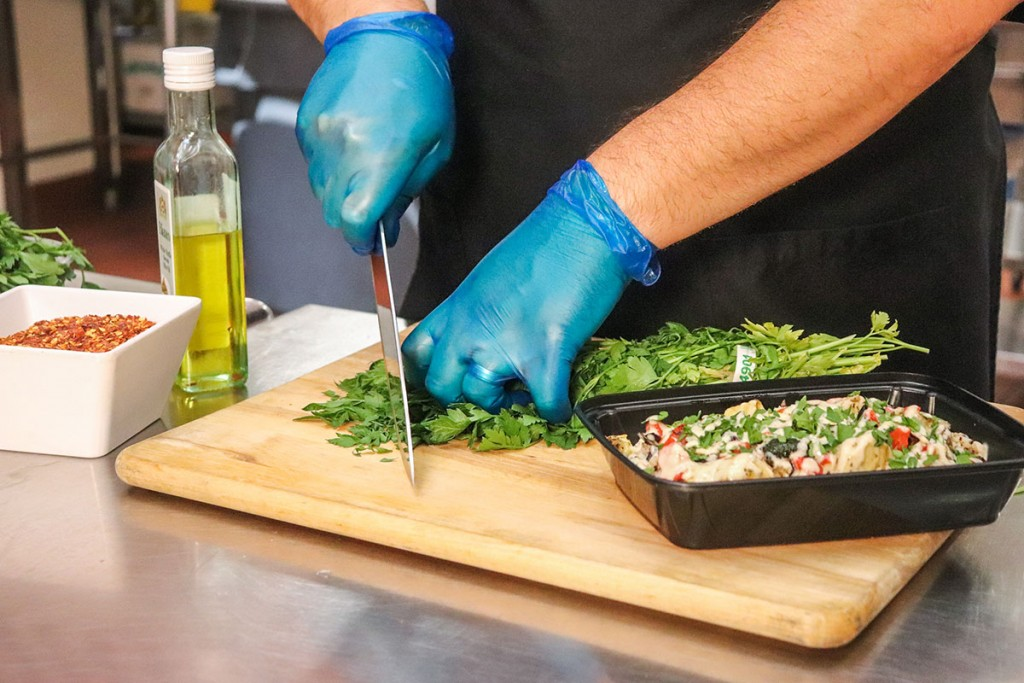 Catering Food Safety